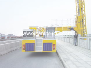 China Heavy Duty Bridge Inspection Equipment 8x4 , 22m Under Bridge Access Platforms supplier